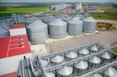 Начало строительства комбикормового завода Ottevanger 800 тыс. тонн комбикорма в год для АПХ Мираторг в Орловской области.
