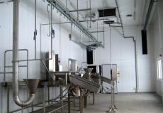 Завод по переработке мяса свиней 1