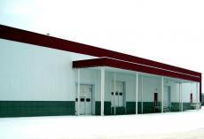 Завод по переработке мяса свиней 3