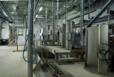 Завод по переработке мяса свиней 7
