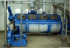 Завод по переработке мяса свиней 11
