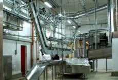 Завод по переработке мяса свиней 16
