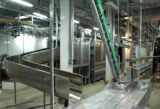 Завод по переработке мяса свиней 19