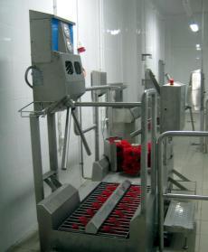Завод по переработке мяса свиней 20