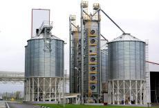 Комплекс по переработке зерна - Белгородская обл 7