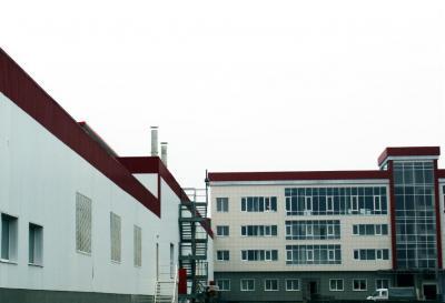 Завод по переработке мяса свиней 13