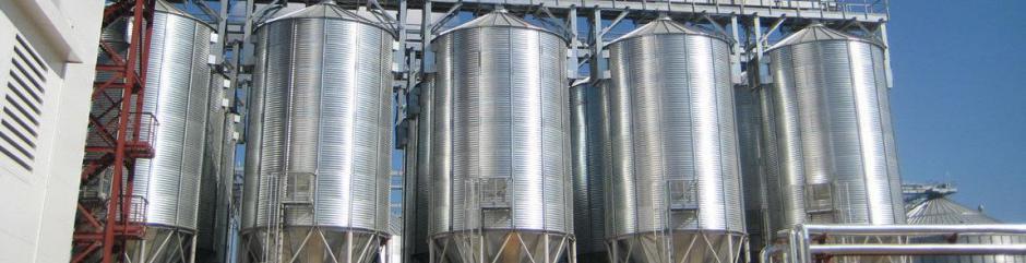 Монтаж технологического оборудования и инженерных систем, предприятий по переработке зерна